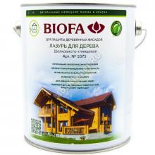 BIOFA 1075 Лазурь для дерева 2.5 л.