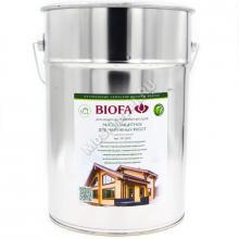 BIOFA 2043 Масло для наружных работ с антисептиком 10л
