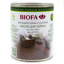 BIOFA 3753 Масло для террас