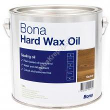 Bona Hard Wax Oil масло для внутренних работ 2,5 л.