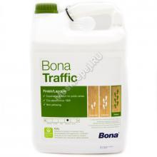Bona Traffic 2-компонентный полиуретановый лак