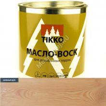Масло-Воск для наружных работ TIKKO (Беленый дуб)