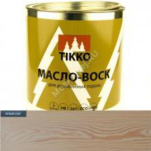 Масло-Воск для наружных работ TIKKO (Белый снег)