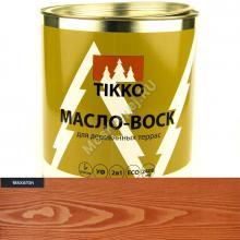 Масло-Воск для наружных работ TIKKO (Махагон)