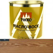 Масло-Воск для наружных работ TIKKO (Тик)
