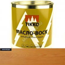 Масло-Воск для наружных работ TIKKO (Золотой дуб)