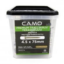 Саморезы CAMO 4.5x75 для террасной доски