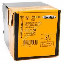 Саморез Eurotec 4x70 Paneltwistec
