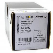 Eurotec 5x90 EcoTec для ДСП