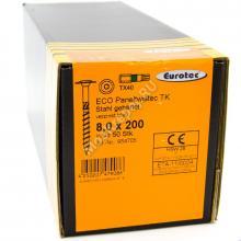 Eurotec 8x200 ECO PT Тарельчатая головка