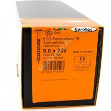 Eurotec 8x220 ECO PT Тарельчатая головка