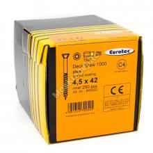 Саморезы Eurotec Deck Srew 4.5x42