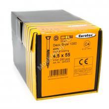 Саморезы Eurotec Deck Srew 4.5x55
