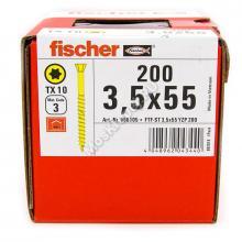 Fischer FTF-ST 3,5x55 YZP 200