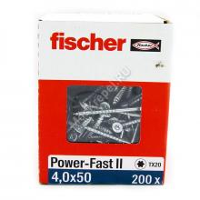 Саморезы Fischer 4x50 для ДСП