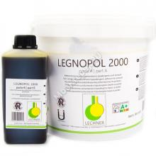 LECHNER Legnopol 2000 2-х компонентный гипоаллергенный клей
