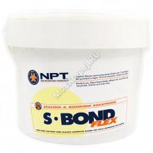 NPT S-BOND Flex эластичный однокомпонентный паркетный клей
