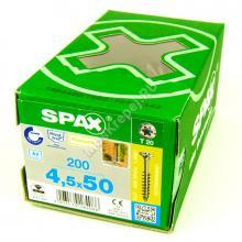 Саморез для планкена SPAX 4.5x50