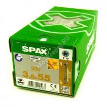 SPAX для половой доски 3,5x55