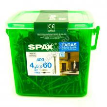 Саморез для фасадной доски SPAX 4.5x60