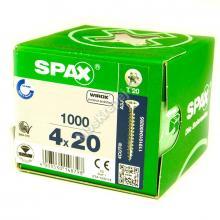 Саморез универсальный SPAX 4x20