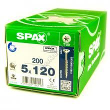 Саморез универсальный SPAX 5x120