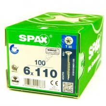 Саморез универсальный SPAX 6x110