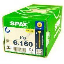 Саморез универсальный SPAX 6x160