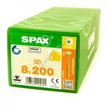 Конструкционные саморезы SPAX 8x200