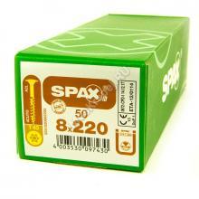 Конструкционные саморезы SPAX 8x220