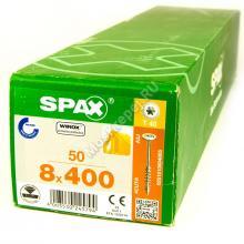 Конструкционные саморезы SPAX 8x400