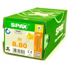 Конструкционные саморезы SPAX 8x80