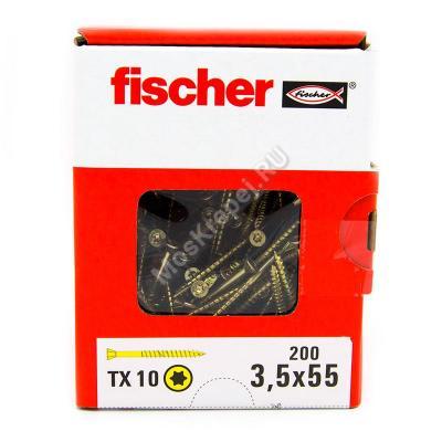 Саморез Fischer 3.5x55