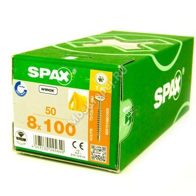 Конструкционные саморезы SPAX 8x100