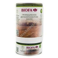 BIOFA 8070 двухкомпонентное масло