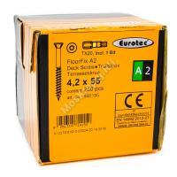 Eurotec FloorFix A2 4.2x55 из нержавейки