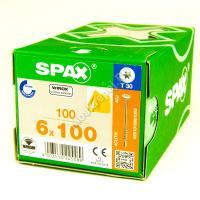 Конструкционные саморезы SPAX 6x100