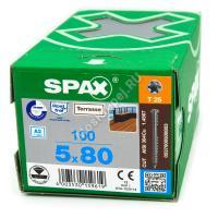 Саморез SPAX D 5x80