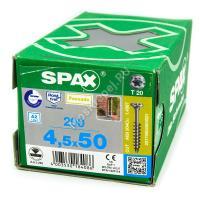 SPAX 4.5x50 из нержавейки