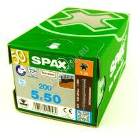Саморез для террасной доски SPAX D 5x50