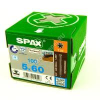 Саморез для террасной доски SPAX D 5x60